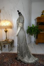14 antique evening gown 1912