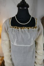 6 antique empire dress 1802