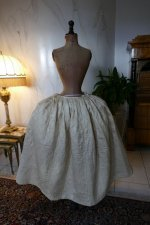 56 antique robe a la Francaise 1770