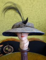 3 antique hat 1912