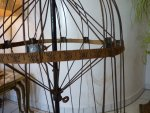 29 antique wire dressmakerform 1881
