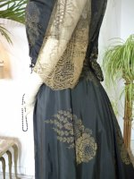 26 antique evening dress 1913