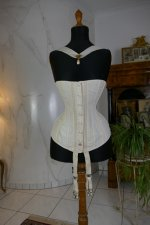 2 antique Ideal Corset 1890