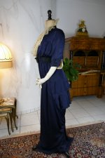14 antique hobble skirt Dress 1913