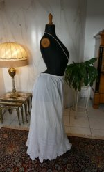 12 antique petticoat 1908