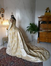 48 antique court dress 188