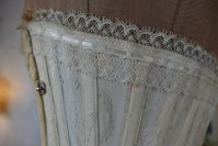 7 antique PD Marcel corset 1900