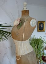 17 antique underbust corset 1900