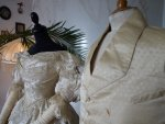 3 antique wedding ensemble 1835