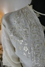 5 antique boudoir jacket 1910