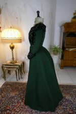 13 antique reception gown 1896