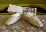 5a antique ball slippers 1810