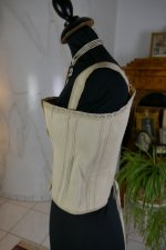 8 antique teenager corset 1905