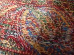 12 antique Paisley shawl 1860