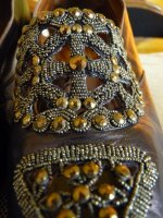 antique shoes, shoes 1912, antique evening shoes, Titanic Era shoes, edwardian shoes