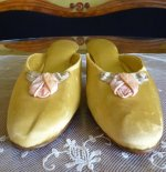 3 antique slipper 1917