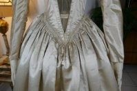 4 antique wedding dress 1845