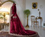 19 antique dress gown