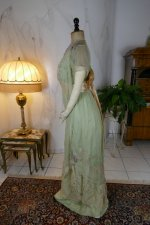 28 antique Jeanne Halle dress 1912