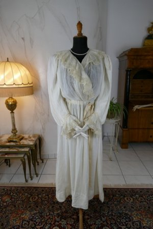 antique nightgown 1897