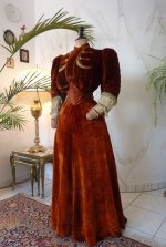 41 antique dress