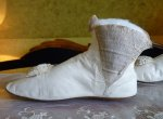 7 antique wedding boots 1845
