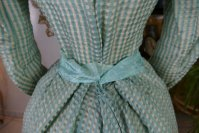 16 antique day dress 1898