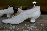 10 antique wedding shoes 1904