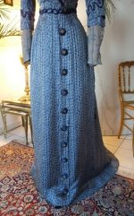 9 antique afternoon dress
