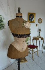 8 antique corset 1890