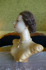 19 antique wax mannequin 1910
