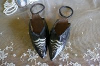 7 antique rococo overshoes 1792