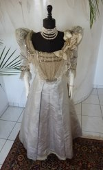 3 antique ball gown