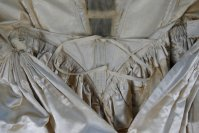 40 antique wedding dress 1845