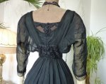 23 antikes Abendkleid 1909