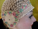 10 antique boudoir cap
