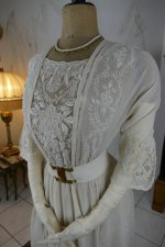 5 antique summer dress 1907