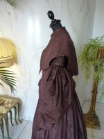 24 antique romantic period gown 1837
