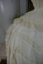 26 antique bustle lingerie 1880