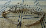13 antique wire coil bustle 1875