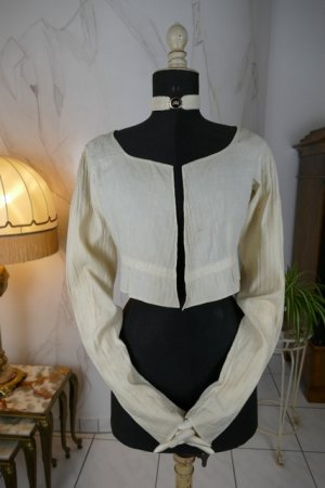 antique spencer jacket 1815