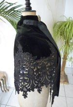18 antique cape WORTH 1880