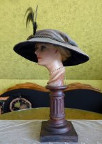 7 antique hat 1912