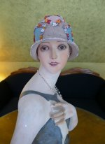 7 antique mannequin 1920