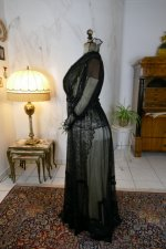 22 antique evening dress 1915