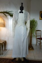 10 antique tennis dress 1910