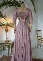 17 antique dress