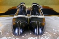 2 antique business shoes 1926