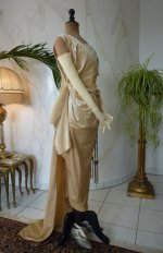 16 antique evening Dress 1919