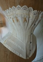 11c antique corset 1888